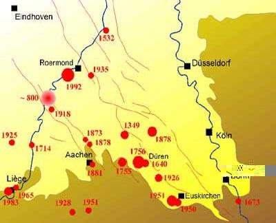Erdbeben Im Rheinland